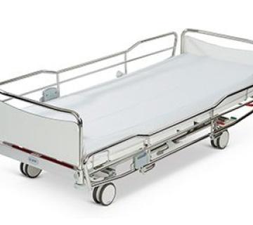Konepestävä ScanAfia X ICU W sairaalasänky