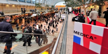 MEDICA 2017 - Lojer invests in the world's largest event for the medical sector