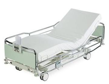 ScanAfia X-ICU sjukhussäng