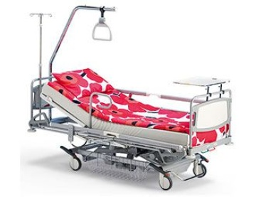 Функциональная кровать Merivaara Carena
