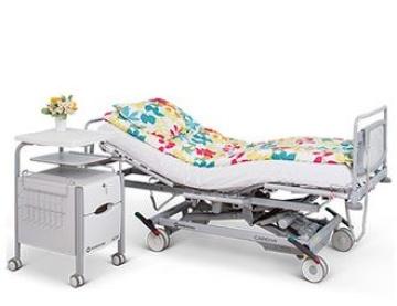 Моющаяся функциональная кровать Merivaara Carena