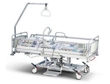 Функциональная кровать Merivaara Futura Plus