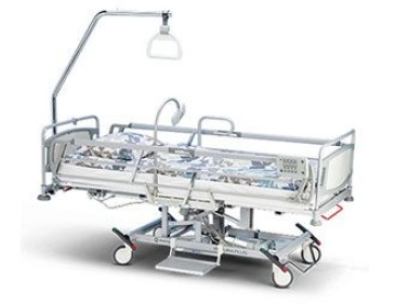 Merivaara Futura Plus sjukhussäng