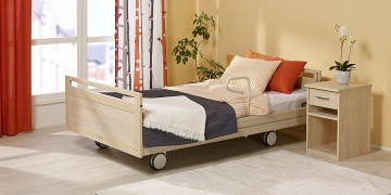 New Nursing Bed for Larger Patients Increases Safety
