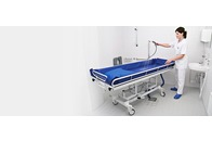 Lojer Shower Trolley 4310