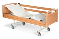 Lojer Alli Fixed Height Nursing Bed