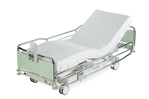 ScanAfia X ICU hospital beds