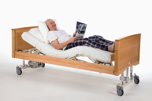 Folding Care Bed Lojer Modux