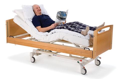 Медицинская кровать для ухода за пациентами ScanAfia PRO