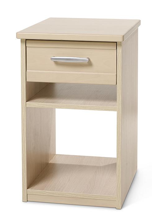 Locker Bedside Table: Bedside Cabinet 2300