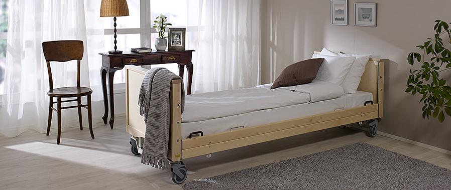 Modux folding care bed