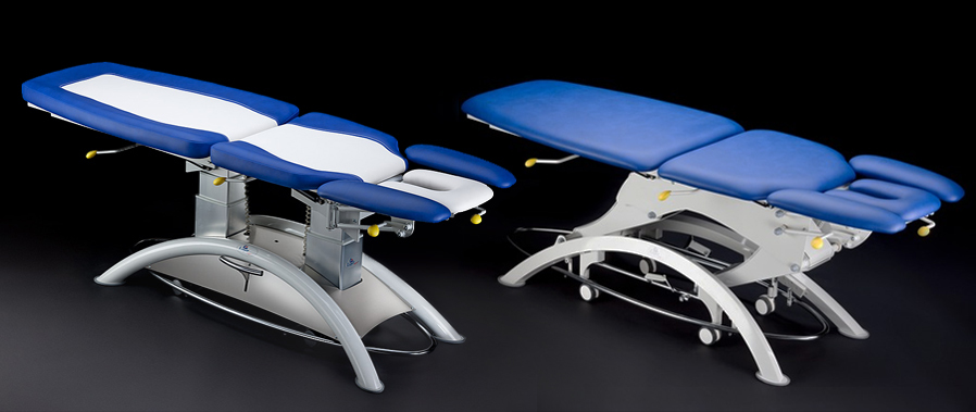 Lojer treatment tables
