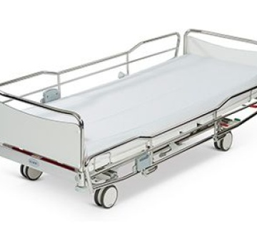 Machine Washable ScanAfia X ICU W Hospital Bed