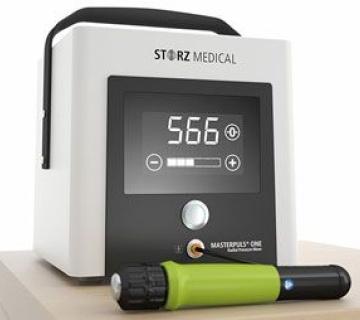 Masterpuls One -radiaalinen shockwavelaite
