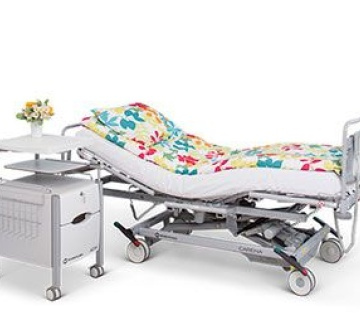 Merivaara Carena Machine Washable Krankenhausbett