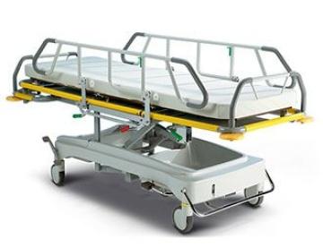 Merivaara Emergo Patient Trolley
