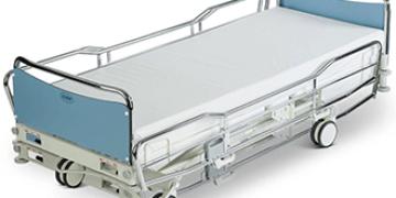 Новая реанимационная кровать: минимальная высота, максимальная нагрузка