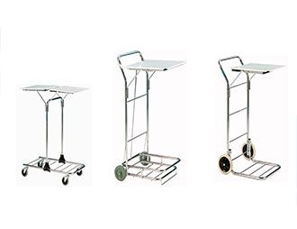 Soiled Linen Trolleys